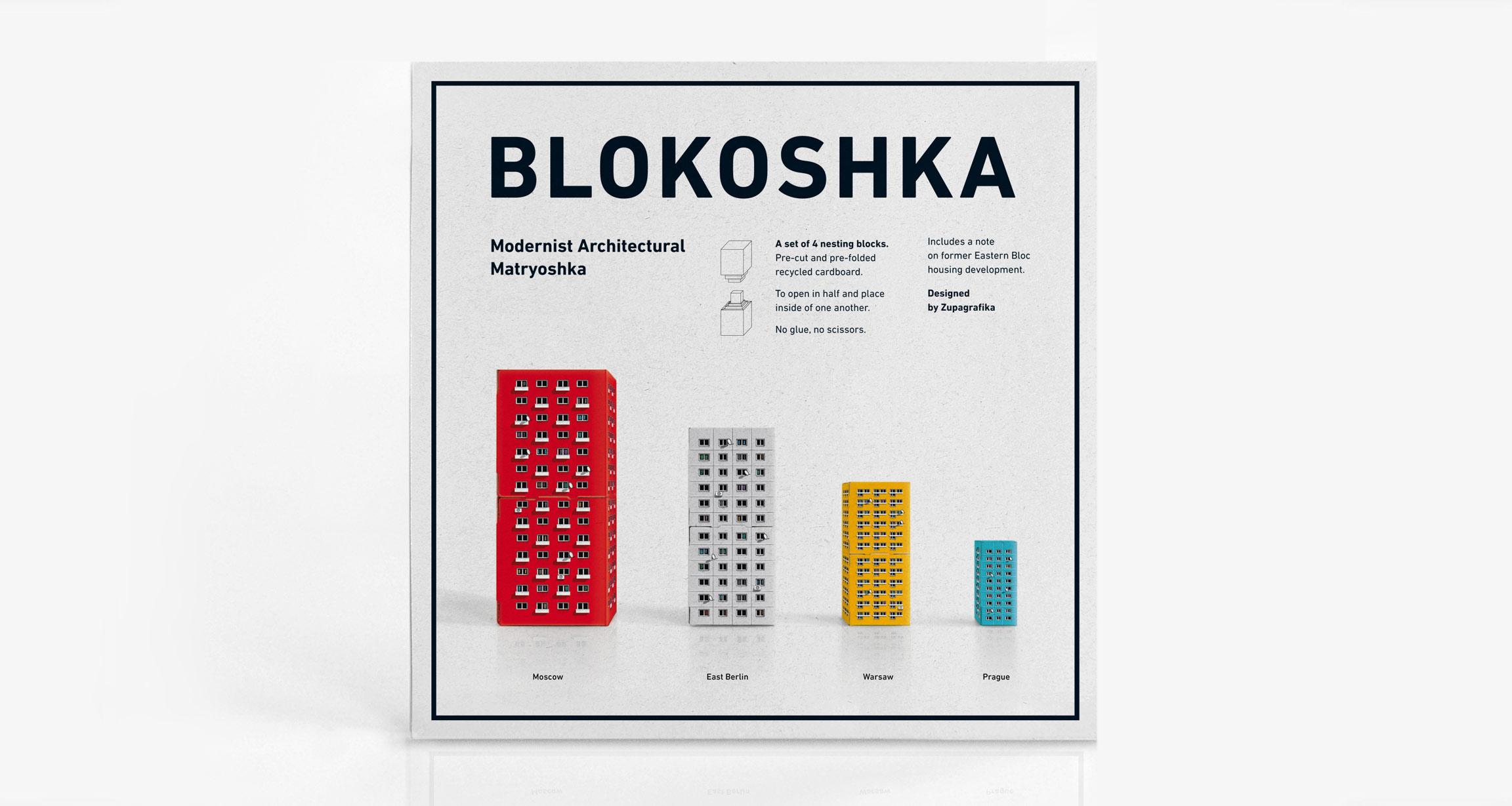 Blokoshka: Modernist Architectural Matryoshka