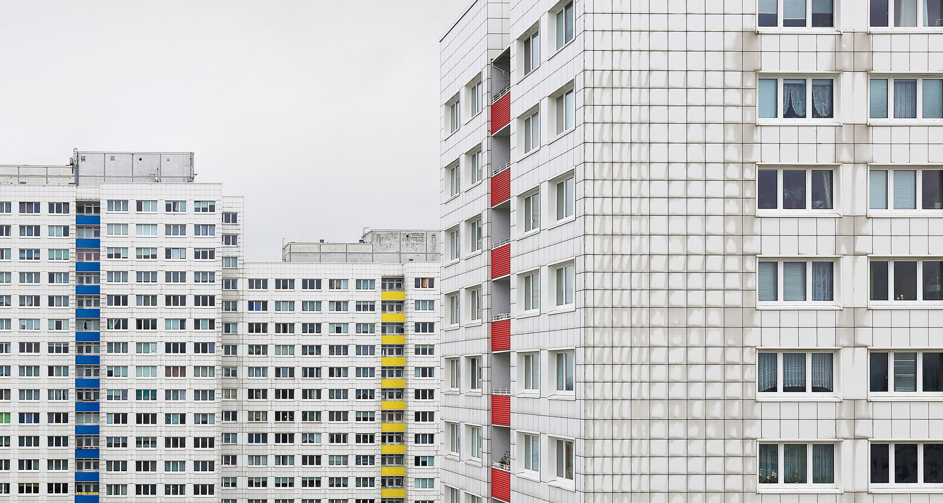 Prints from our photography book Eastern Blocks: Concrete Landscapes of the Former Eastern Bloc