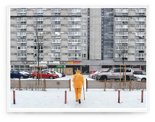 Warsaw: Osiedle Za Zelazna Brama