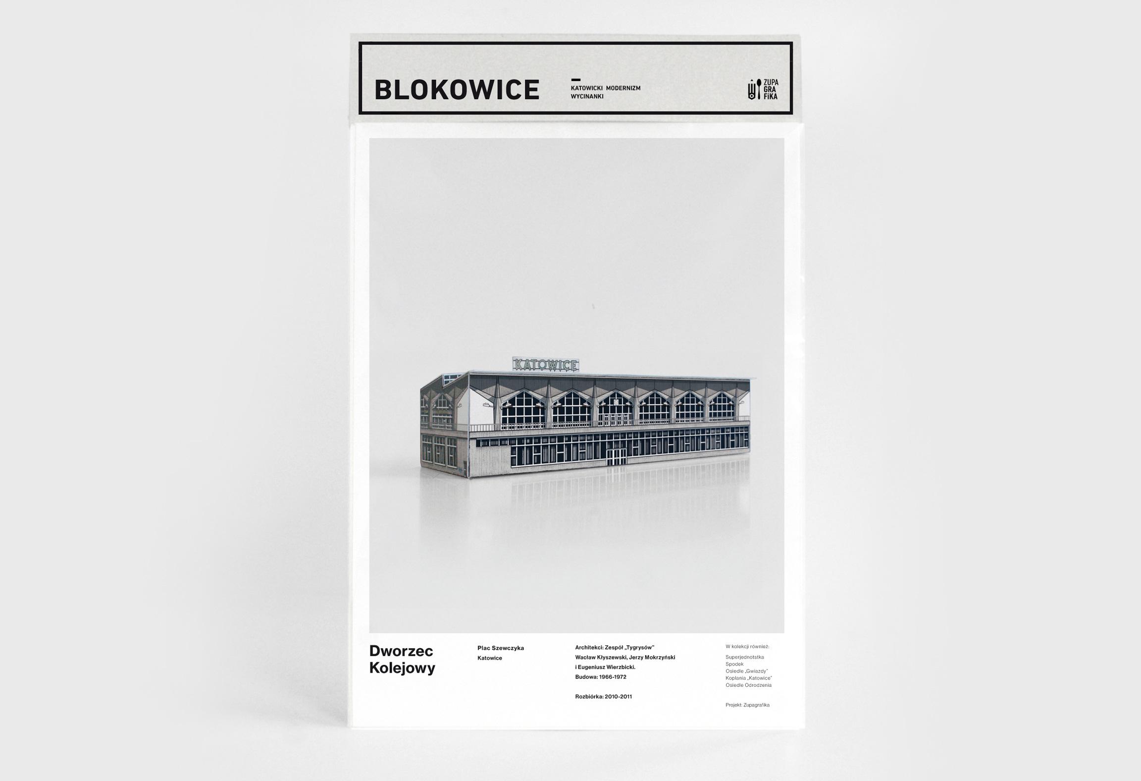 Blokowice Set x5