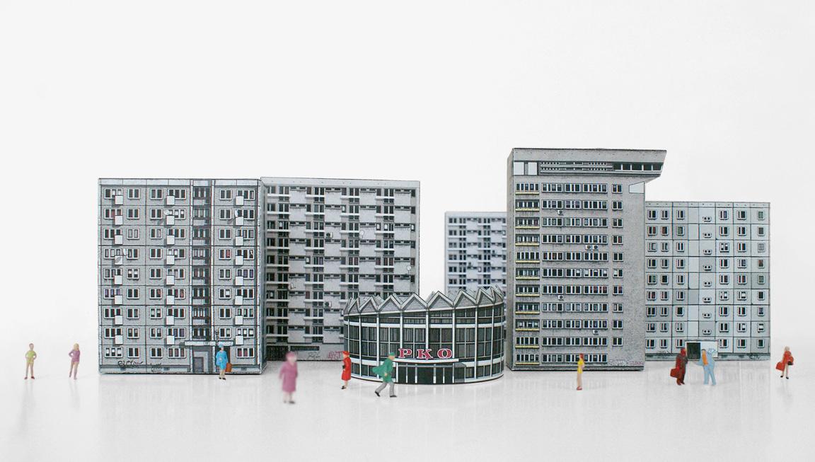 Blok Wschodni by Zupagrafika