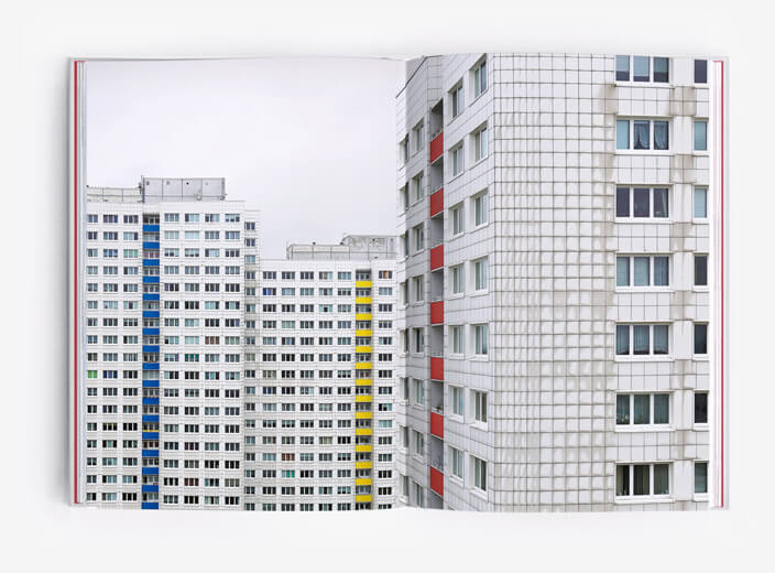 Eastern Blocks: Concrete Landscapes from the Former Eastern Bloc. Over 100 photographs on soviet and brutalist architecture of central and Eastern Europe