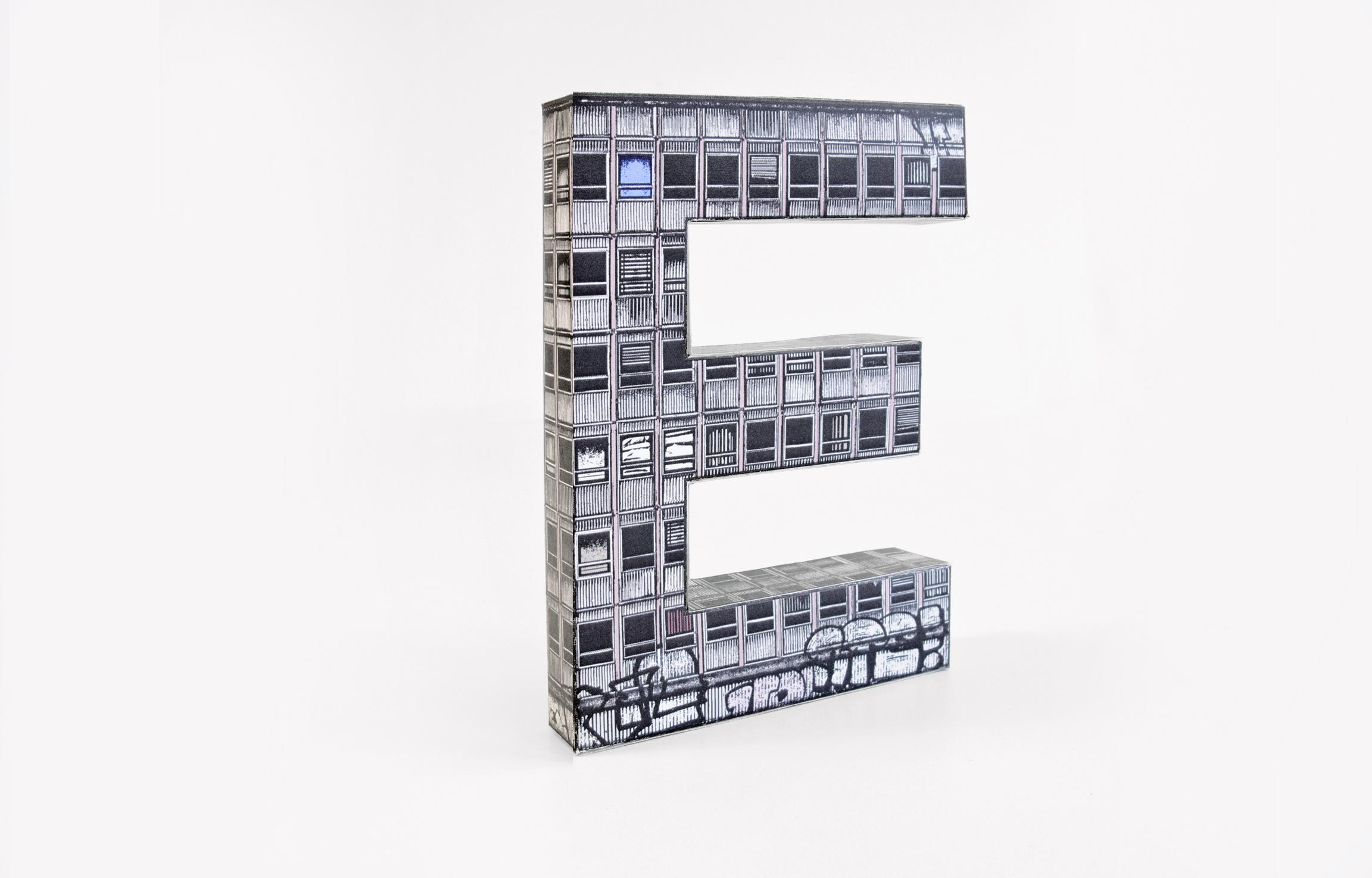 Blokografia Set x 6