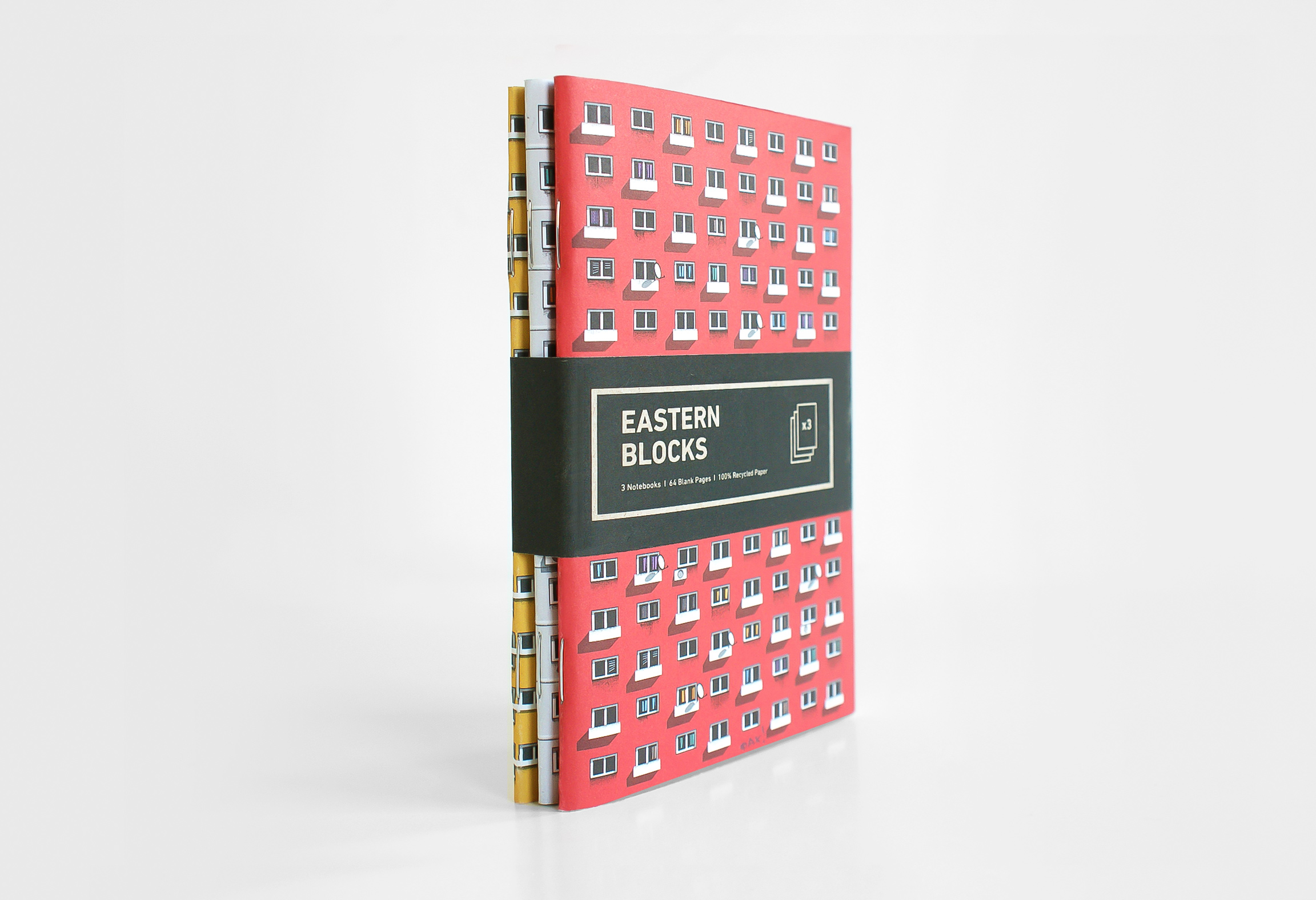Eastern Blocks Set