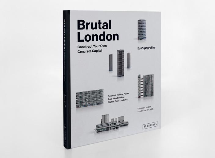 Brutal London książka
