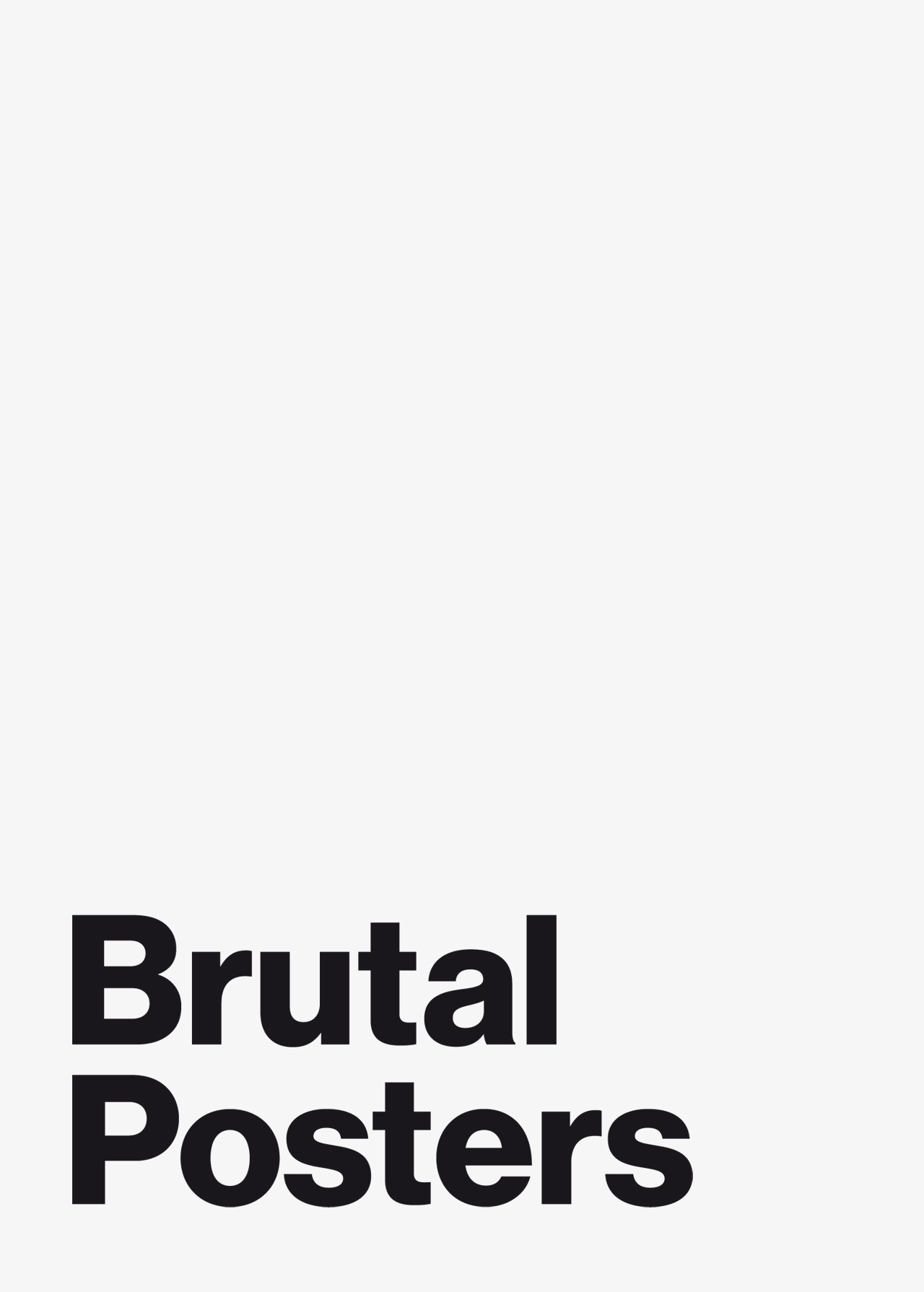 Brutal Posters thumb