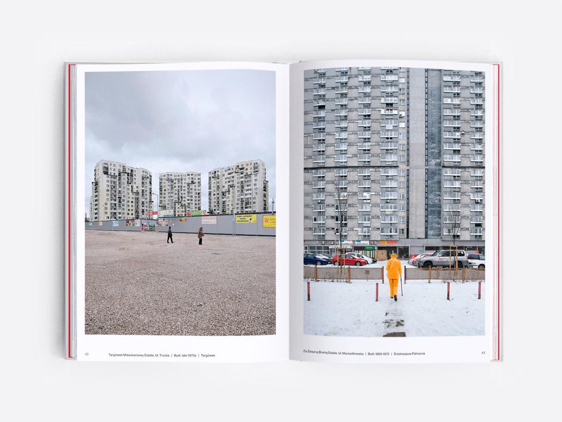 Modernist housing estates in Warsaw