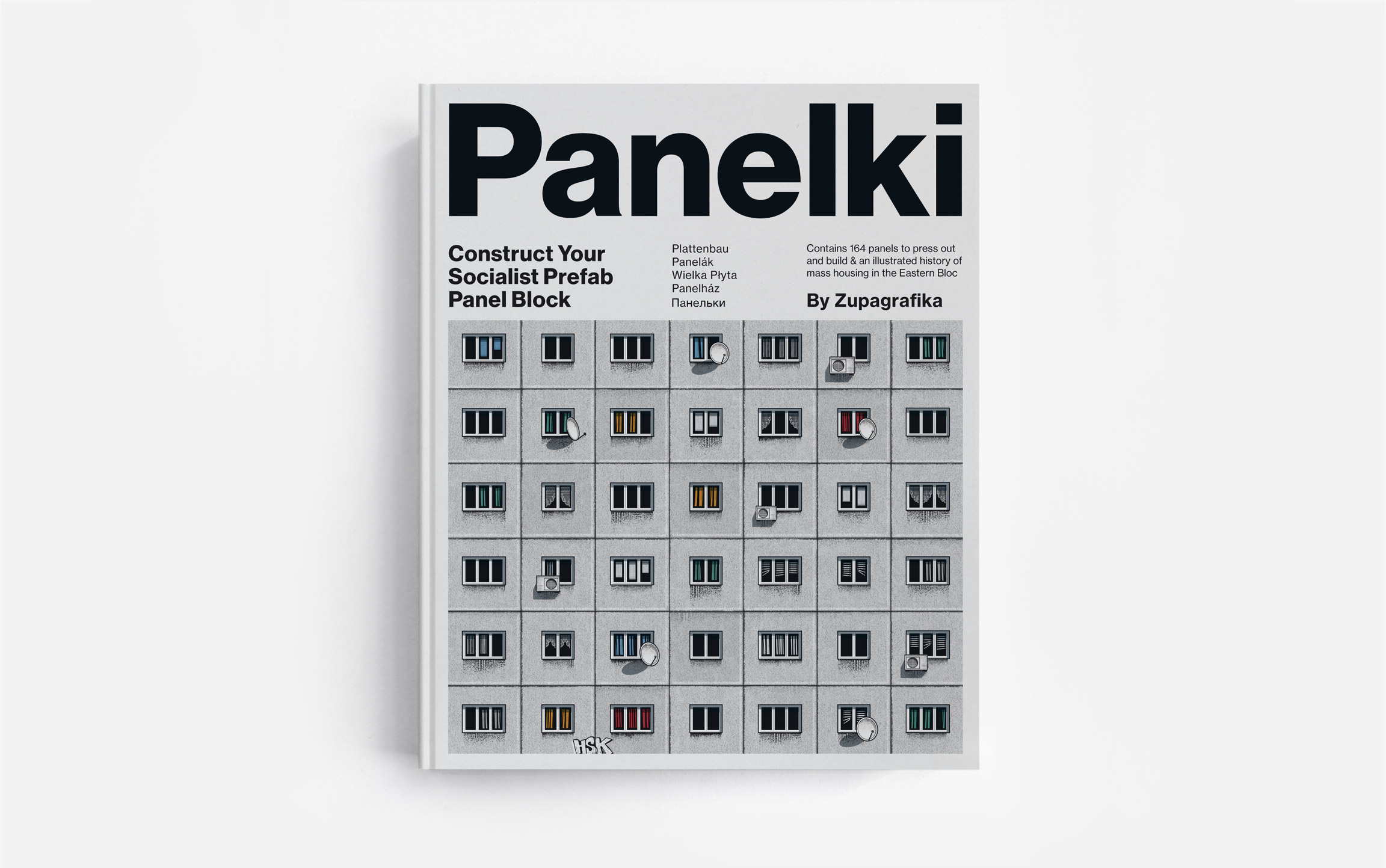 The Panel Block Set