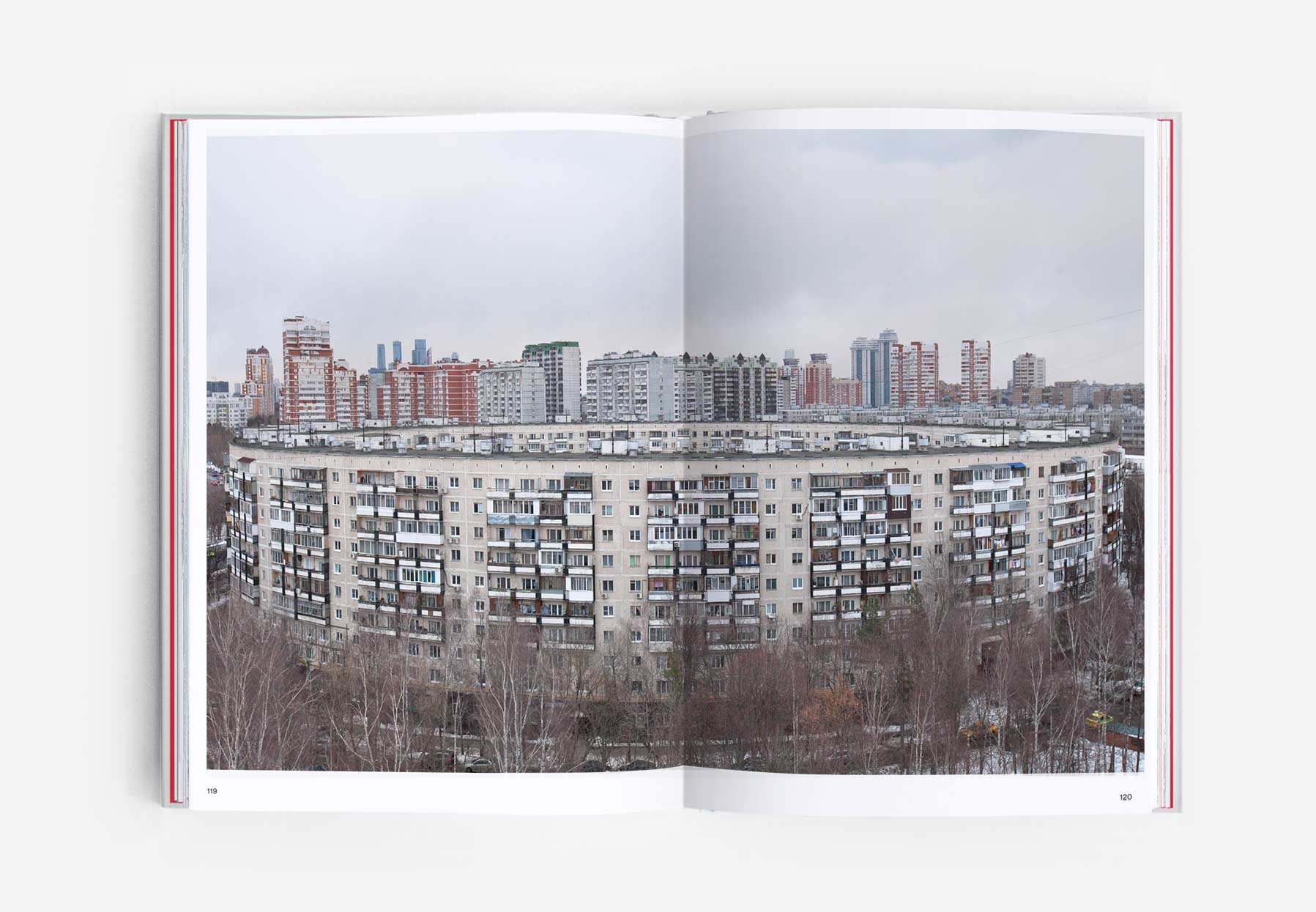 'Bublik' residential complex in Moscow