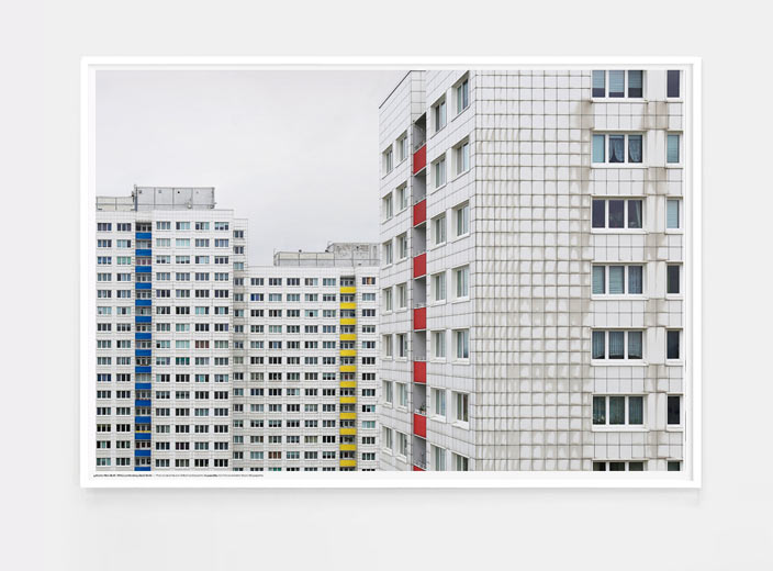 Prints from Eastern Blocks book: Concrete Landscapes of the Former Eastern Bloc by Zupagrafika