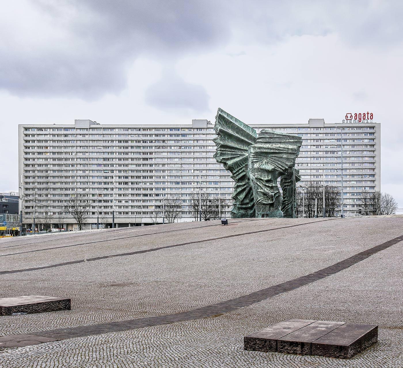 Superjednostka in Katowice