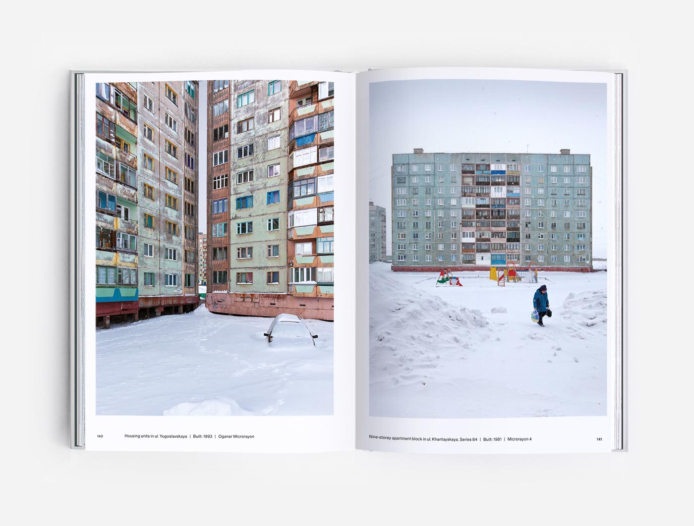 Soviet-era architecture in Norilsk