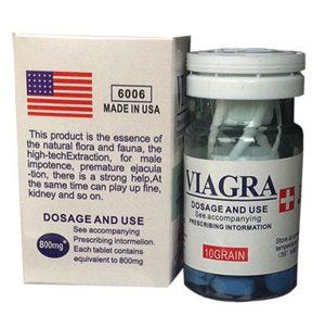 Liều dùng thuốc Viagra