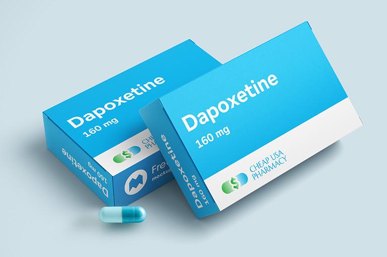Thuốc Dapoxetine điều trị tình trạng xuất tinh sớm ở nam giới