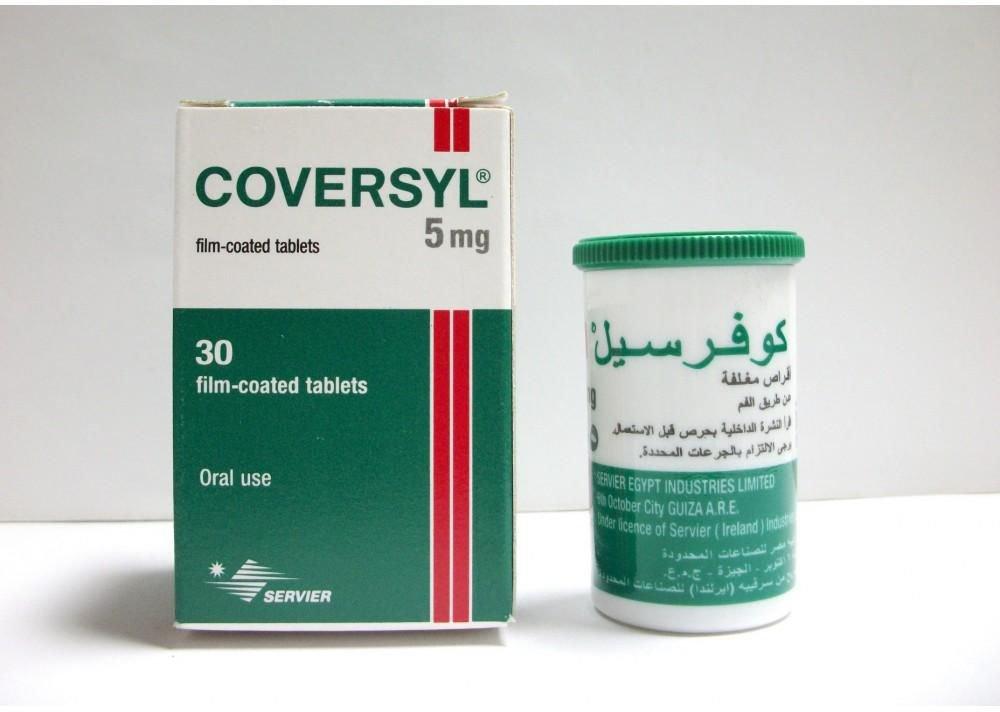 Hướng dẫn sử dụng thuốc huyết áp coversyl 5mg | Vinmec