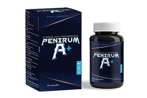 3. Penirum – thuốc uống kéo dài quan hệ cho nam giới