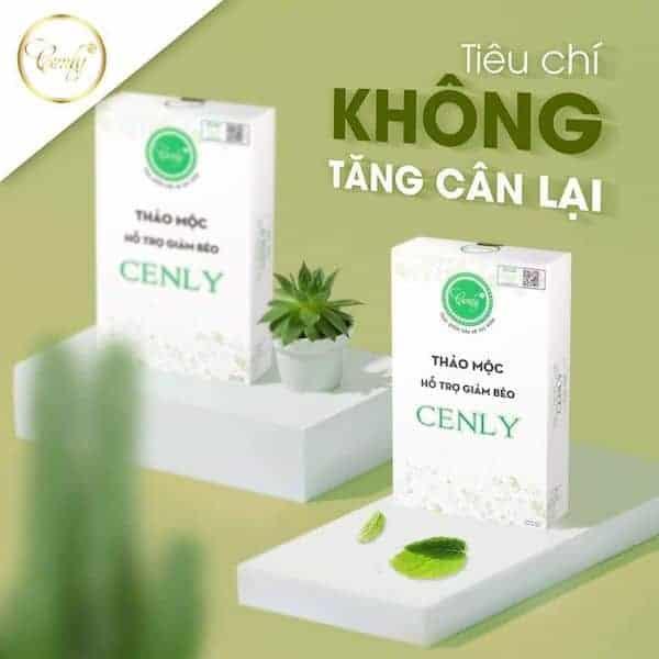 Giảm cân Cenly chính hãng - Giá tốt 10/2020 | Giamcanhieuqua.com