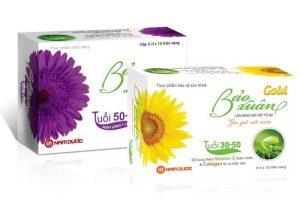2.Thuốc làm tăng nội tiết tố nữ nào tốt - Viên uống BẢO XUÂN