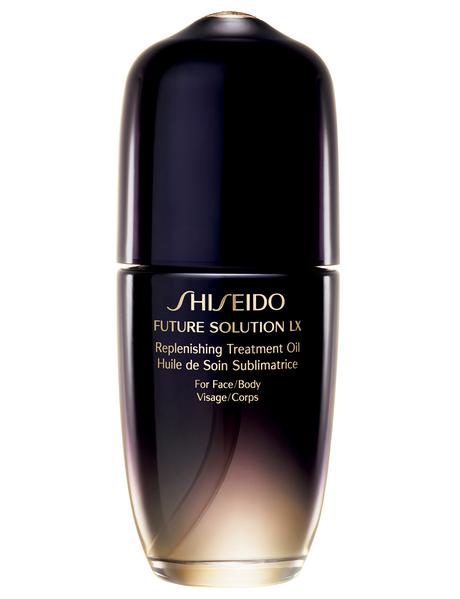 6. Kem chống lão hóa Shiseido Future Solution LX Replenishing Treatment Oil của Nhật bạn