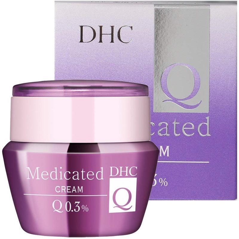 8.Kem chống lão hóa DHC Q Quick Moist & Whitening