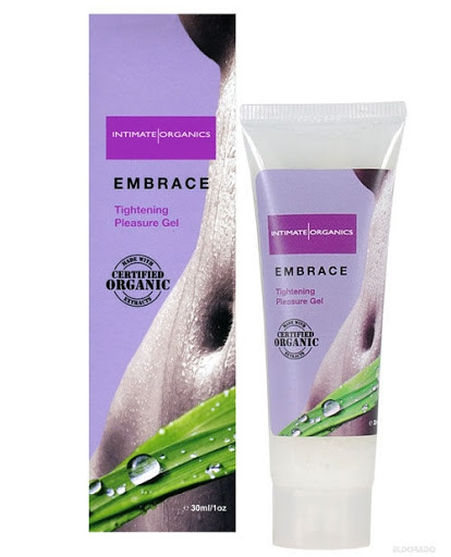 Intimate Organics Embrace Tightening Pleasure - Gel Làm Se Khít Âm Đạo