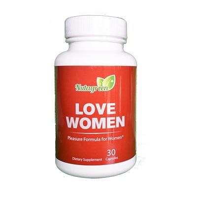 Viên uống Love Women tăng cường sinh lý nữ của Mỹ lọ 30 viên