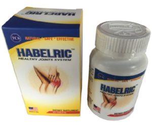 4.Habelric - Thuốc trị thoái hóa khớp Mỹ bán chạy nhất 2019