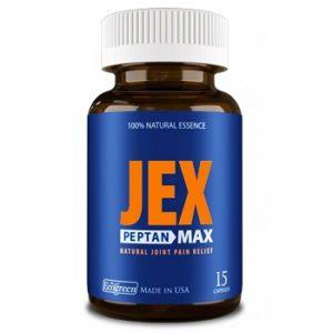4.Thuốc xương khớp Jex Max – Viên uống trị đau nhức xương khớp của Mỹ