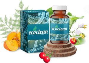 2.Thuốc trị ký sinh trùng ở người EcoClean