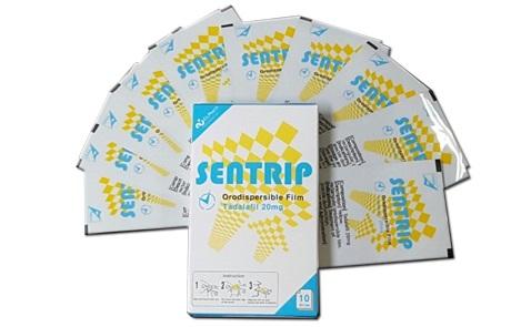 Sentrip : Tem ngậm kéo dài thời gian hệ, chống xuất tinh sớm tốt nhất