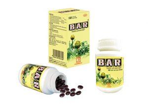 9.Thuốc giải độc gan Bar