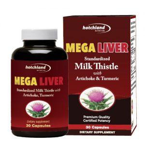 5.Thuốc bổ gan của Mỹ - Mega Liver