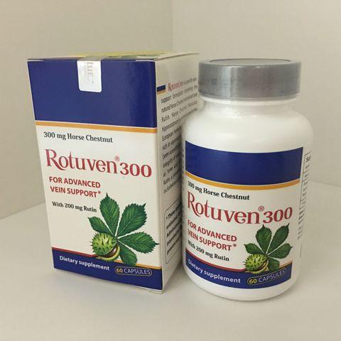Rotuven 300mg - Điều trị suy giãn tĩnh mạch – Nhà thuốc LyLy
