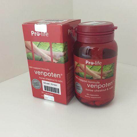 Venpoten - Hỗ trợ tăng trưởng lực tĩnh mạch – Nhà thuốc LyLy