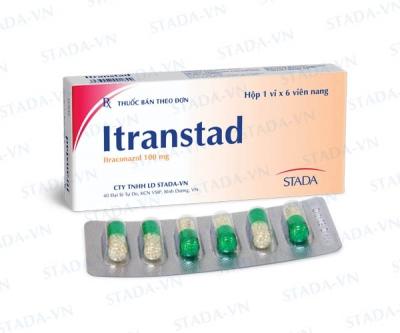 Thuốc Itranstad