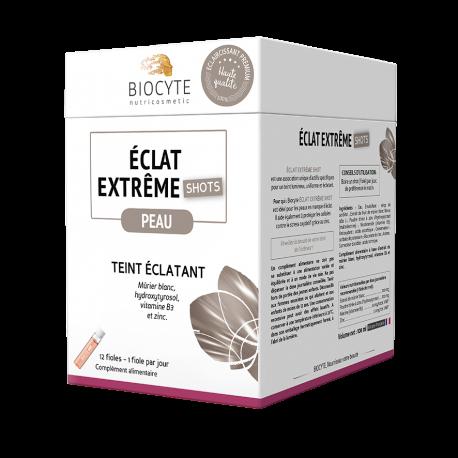 Biocyte Eclat extrême 12 shots teint éclatant