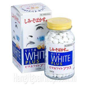 5. Viên uống trắng da trị nám tốt nhất hiện nay Vita White Plus