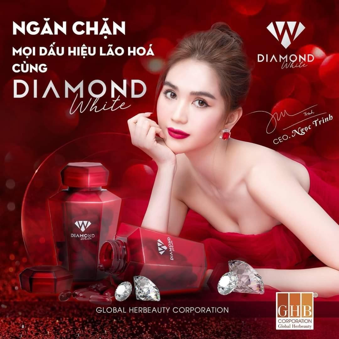 Cảnh Báo] Viên Uống Trắng Da Diamond White Có Hiệu Quả Thực Sự?