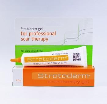 Thuốc điều trị sẹo Strataderm | O2 Skin