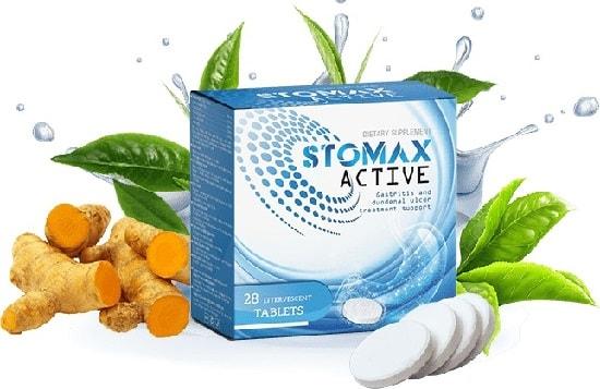 Stomax Active