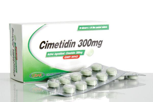 Cimetidin là thuốc gì? Liều lượng và cách dùng Cimetidin an toàn