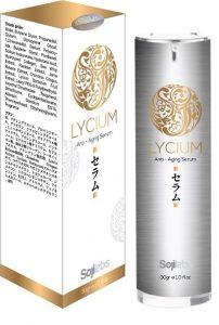2.Lycium – Serum trị thâm mụn – chống lão hóa – xóa nếp nhăn