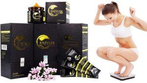 3.Enzylim - thuốc giảm mỡ bụng hiệu quả không cần ăn kiêng