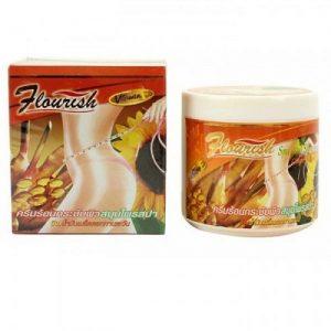7.Thuốc - Kem tan mỡ bụng gừng ớt Flourish Thái Lan