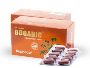 7.Men gan cao dùng thuốc gì hiệu quả - Thuốc bổ gan Boganic