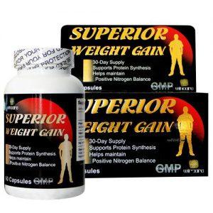 Thuốc tăng cân của Mỹ Superior Weight Gain