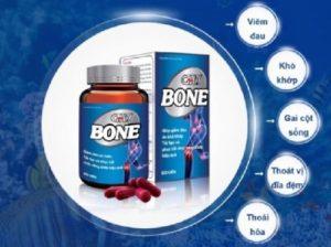 3. Thuốc GHV BONE trị đau nhức xương khớp với CN bột đạm thủy phân
