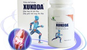 1.Viên bổ khớp XUKODA – viên uống giảm đau nhức xương khớp tốt nhất