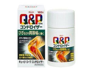 10.Viên uống bổ khớp Q&P của Nhật