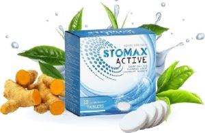 1.Stomax Active : Viên sủi hỗ trợ giảm viêm loét dạ dày - tá tràng tốt và an toàn nhất